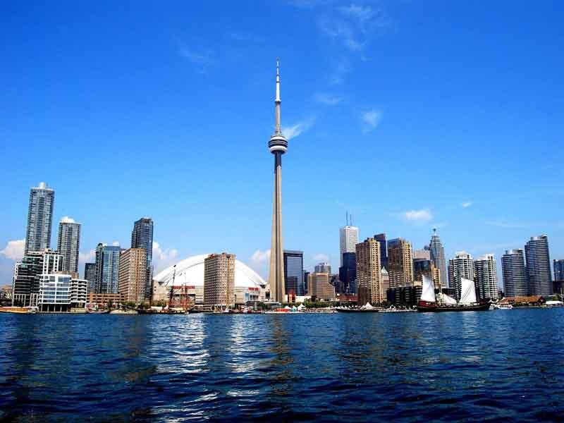 برج سی ان کانادا - برج های کانادا   یزدان گشت سفیران 02188537418
