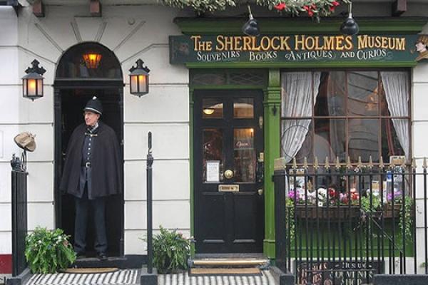 خانه شرلوک هولمز,درباره خانه شرلوک هولمز,انگلیس,شرلوک هولمز در انگلیس,خانه شرلوک هولمز در انگلیس,لندن,بریتانیا