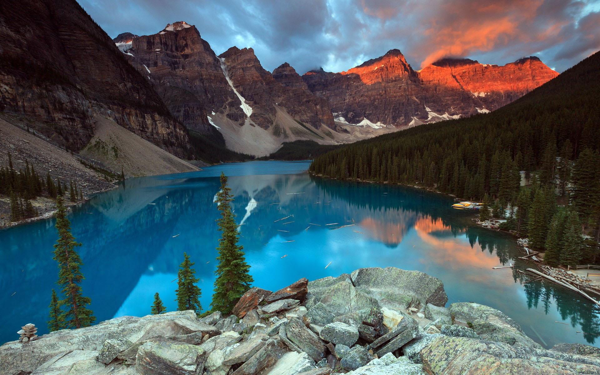 پارک ملی بنف کانادا,دیدنی های پارک ملی بنف کانادا,کانادا,پارک زیبای ملی بنف کانادا,طبیعت کانادا,پارک ملی بنف