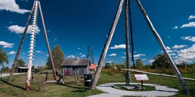 موزه نفت کانادا,آدرس موزه نفت در کانادا,موزه نفت در کانادا,دیدنی های کانادا,موزه های دیدنی کانادا,کانادا,موزه نفت در کشور کانادا