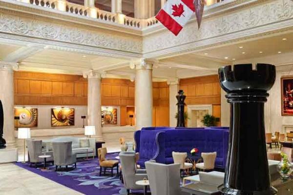 هتل امین کینگ ادوارد تورنتو,هتل های تورنتو,هتل های کانادا,هتل های لوکس کانادا,سفر به کانادا,سفر به تورنتو